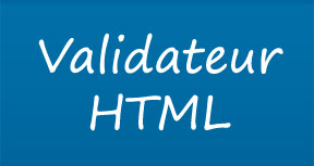 Validateur HTML