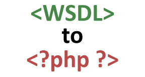 WSDL to php